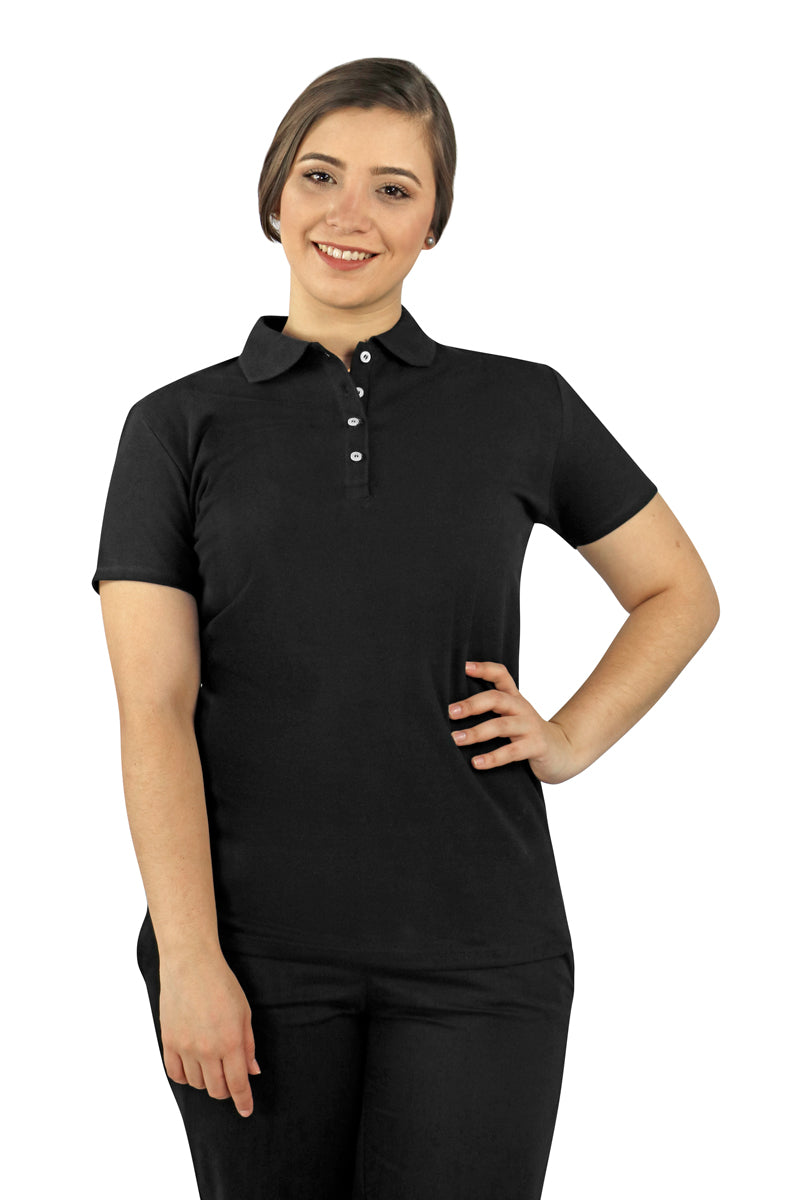 Playera Polo Dama