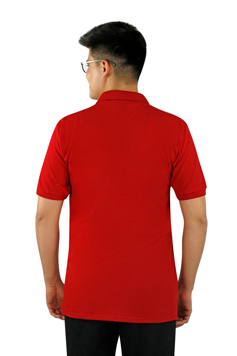 Playera Polo Caballero