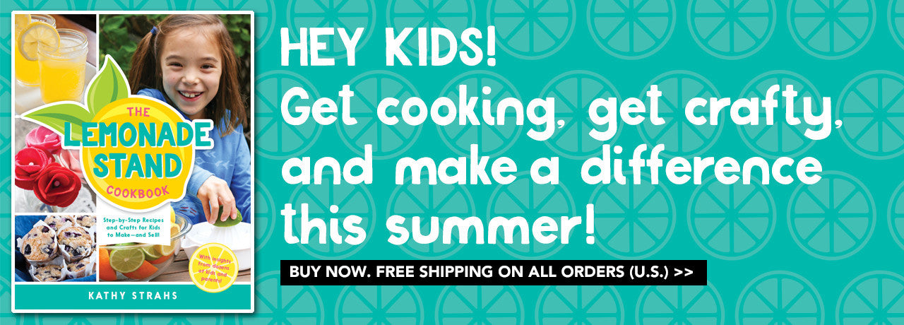 Pre-order The Lemonade Stand Cookbook
