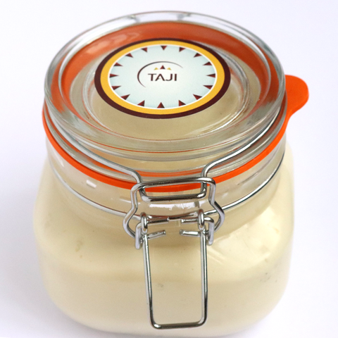 Organic Whipped Shea Butter Creme - 500ml