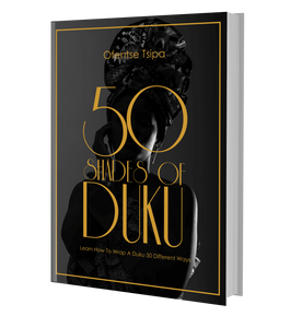 50 Shades Of Duku eBOOK - Step by step headwrap tutorials