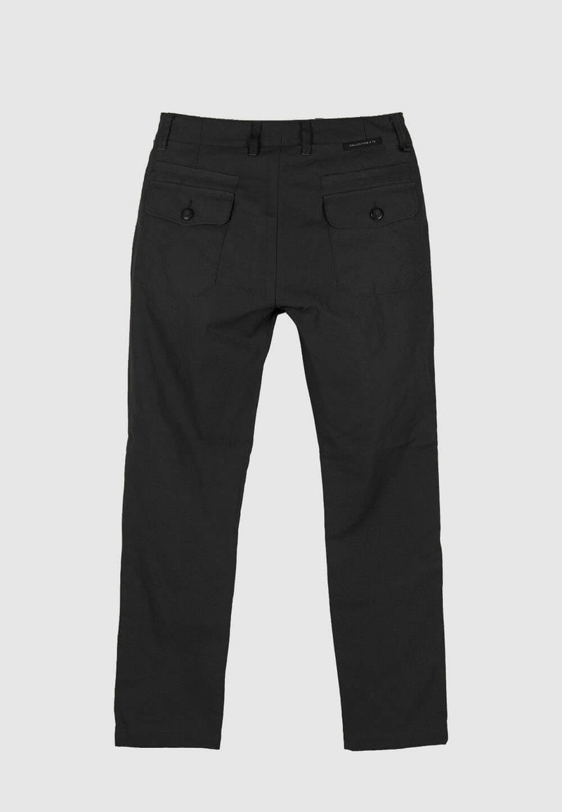 Military Spec  Pant in Black