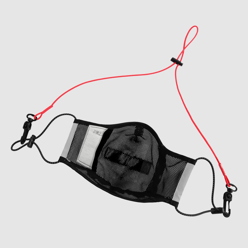 3M Reflective Face Mask High Visibility Facemask With Filter