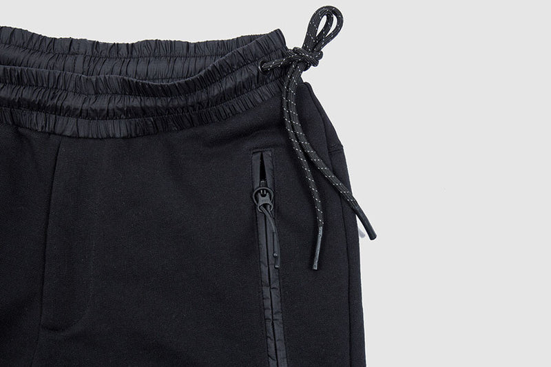 Technical Sweat Pant in Black