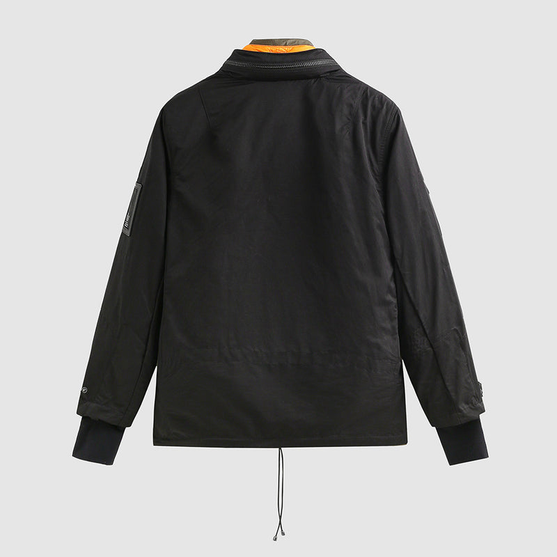 Black 3 layer Jacket