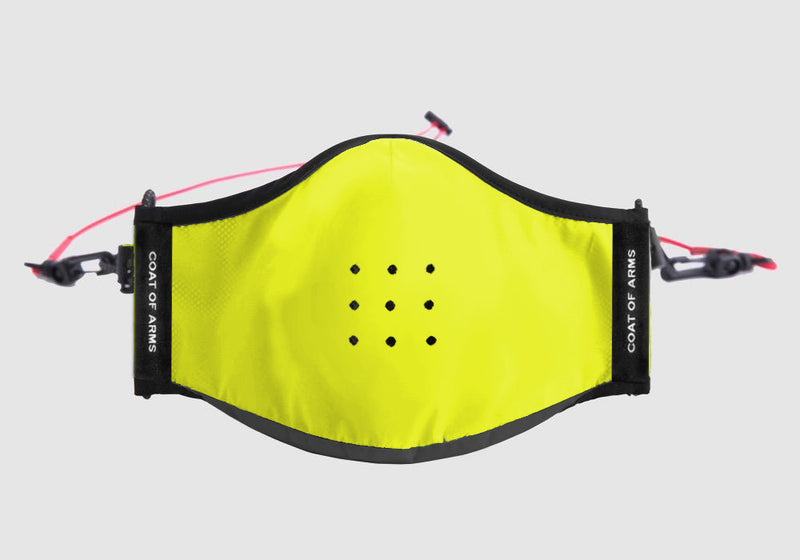 3M Reflective Face Mask High Visibility Facemask