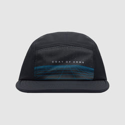 CyberGrid Five Panel Cap