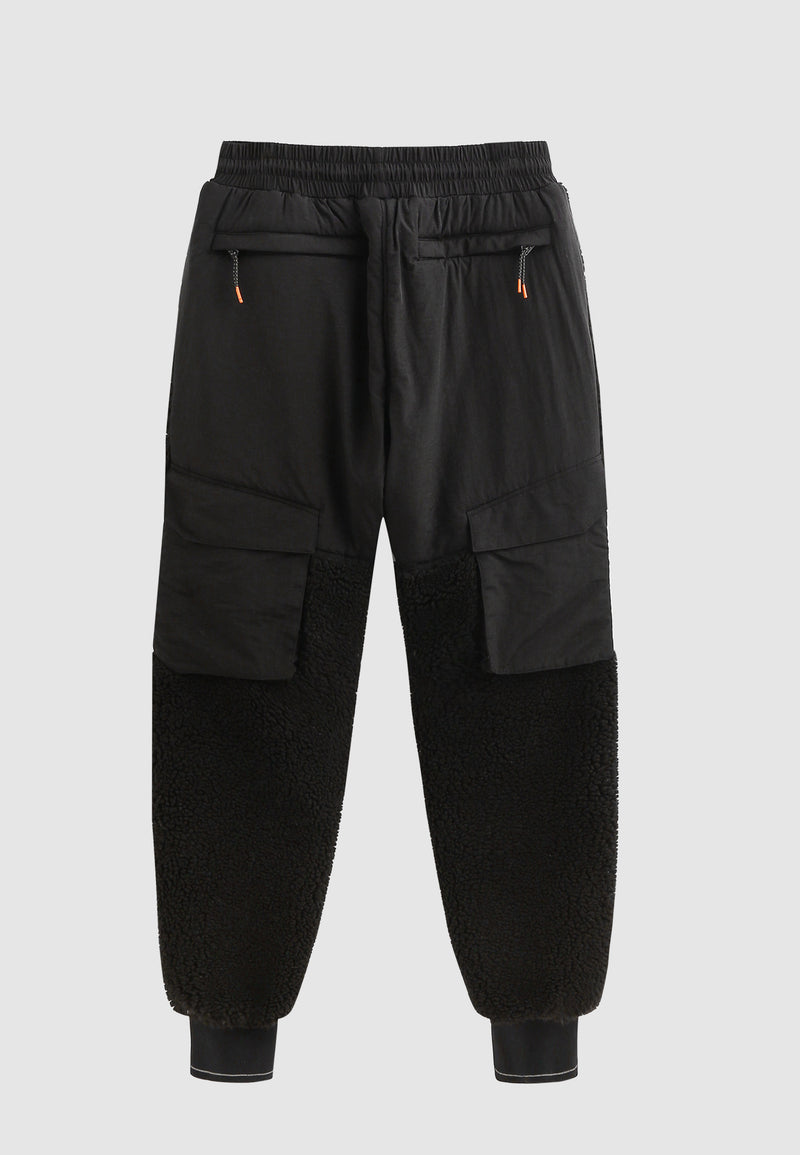 Tech Sherpa Pant - Black