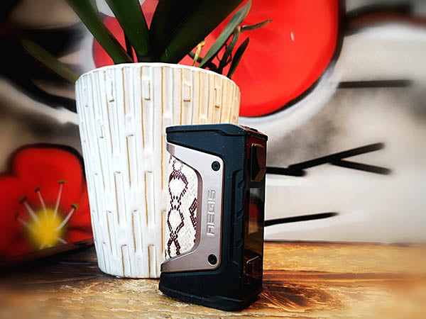 Geekvape Aegis Legend Review