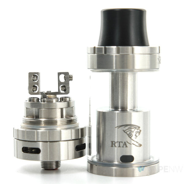 RTA | Rebuildable Tank Atomizers | Theravape