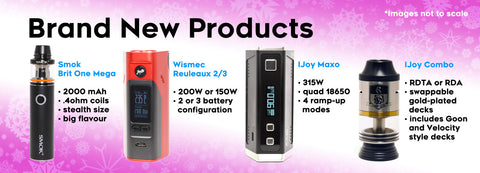 smok-brit-mega-ijoy-maxo-combo-new-products