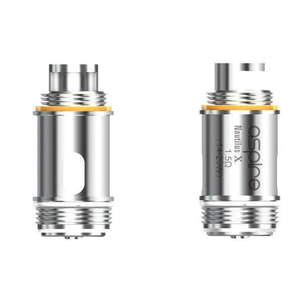 Aspire Nautilus X Replacement Coil Front/Back Canada