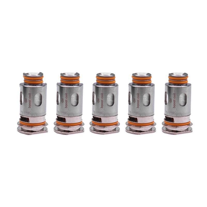 Geekvape aegis boost replacement coils available at theravape winnipeg manitoba canada