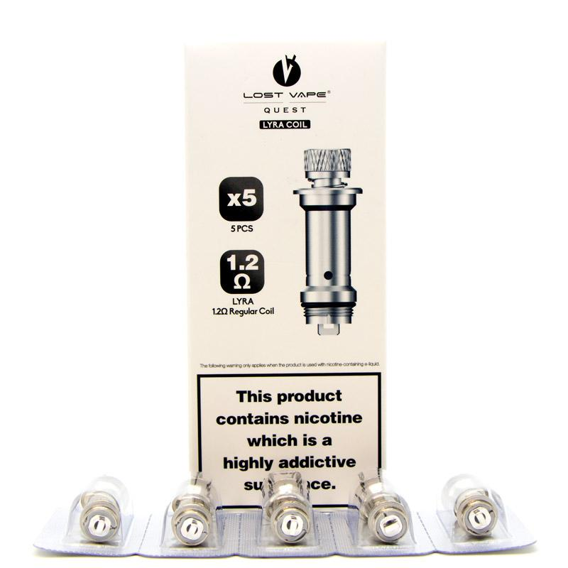 lost vape lyra replacement coils available at theravape winnipeg manitoba canada