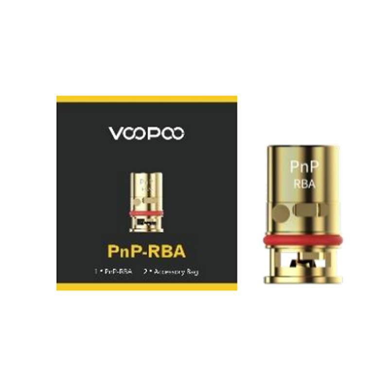 voopoo pnp rba deck now available at theravape winnipeg manitoba canada