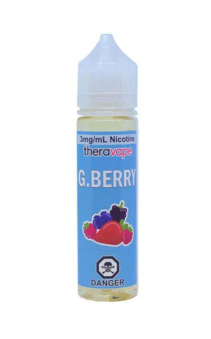 theravape gummy berry ejuice canada