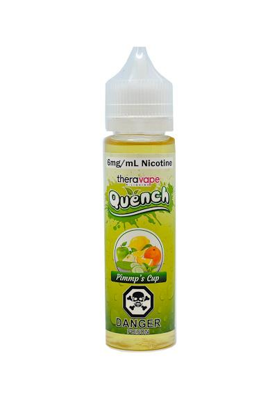 quench pimmps cup ejuice canada