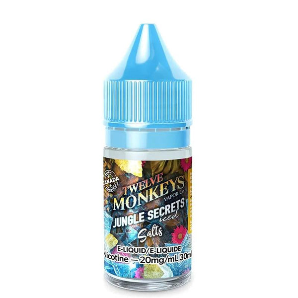 Twelve Monkeys eJuice | Theravape