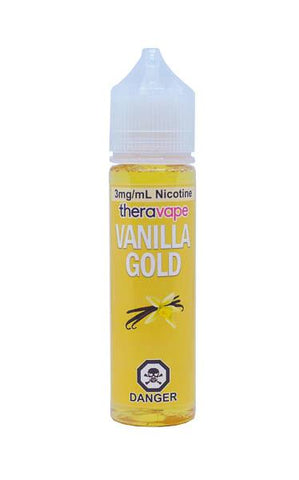 theravape vanilla gold ejuice canada