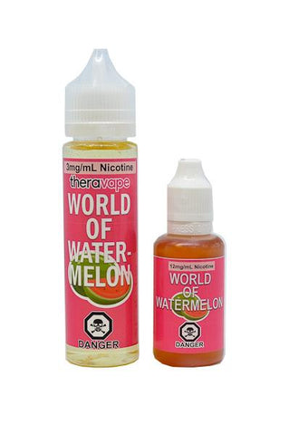 theravape world of watermelon eliquid canada