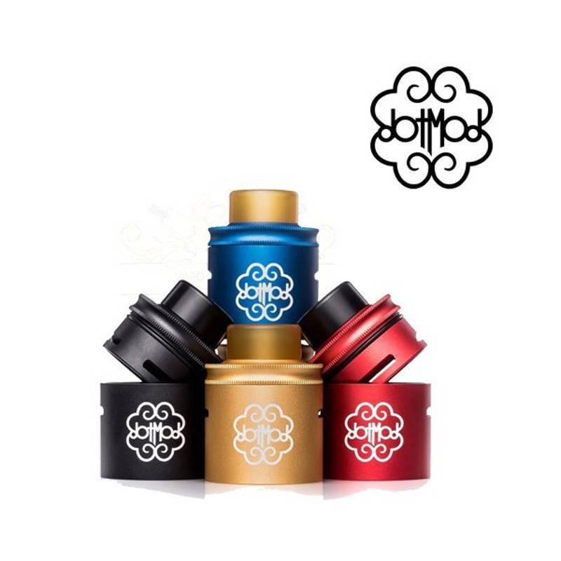 Dotmod Petri 24mm Conversion Cap