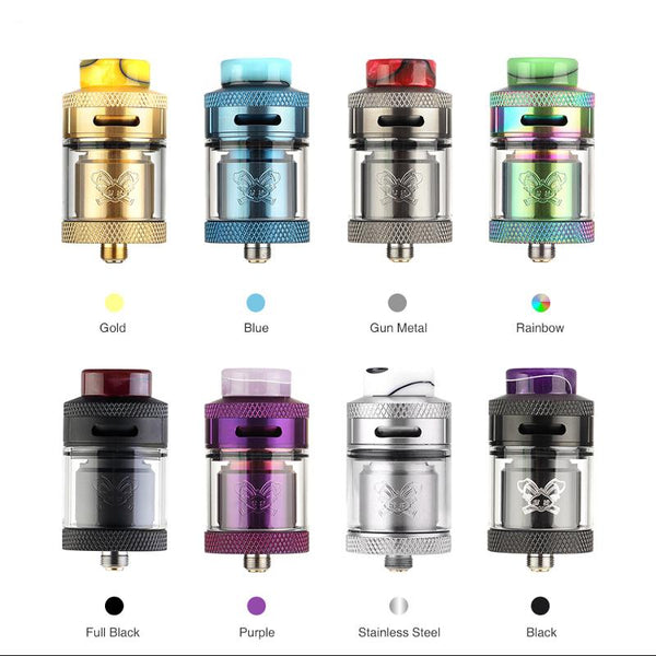 hellvape rta various colors available at theravape winnipeg manitoba canada