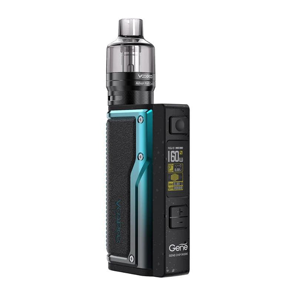 black blue voopoo argus 160w starter kit at theravape vape shop canada