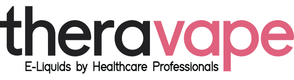 TheraVape Logo - E-Liquids by Healthcare Professionals