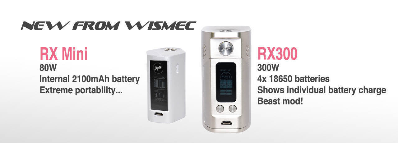 New from Wismec
