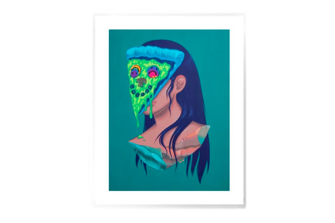 """Margherite"" Giclee Print"