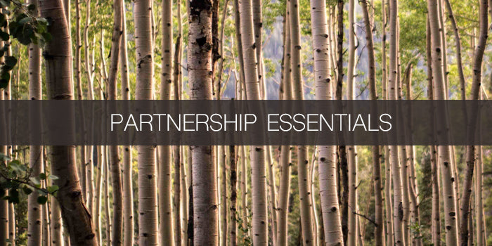 Partnership Essentials - In Search of Benevolence & Eco-Friendly Friends