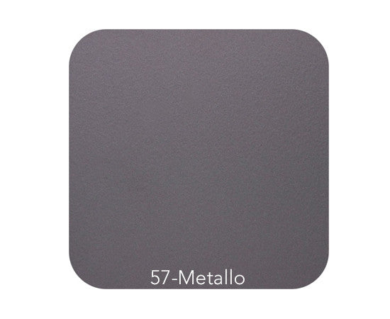 57 Metallo Metal Finish