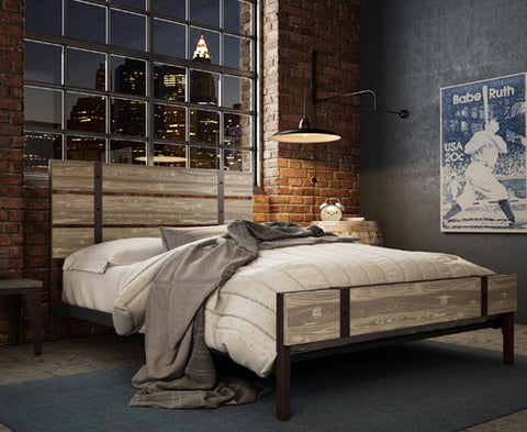Dover Bed by Amisco
