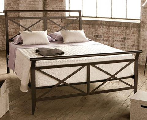 Gabriel Bed by Amisco