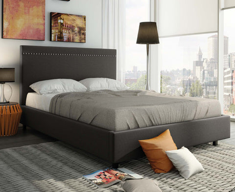 Gastown Bed by Amisco