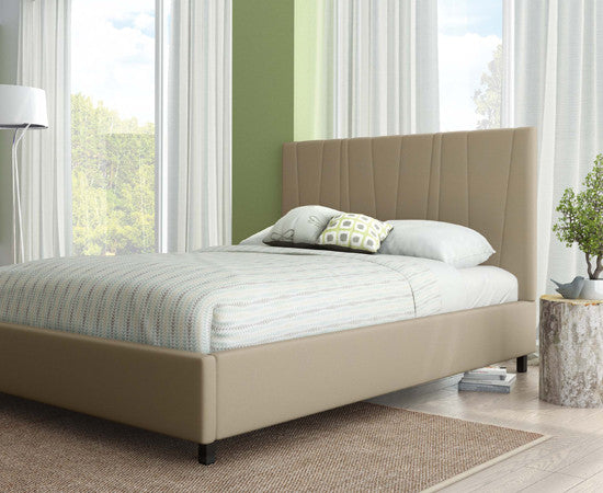 Namaste Upholstered Bed by Amisco