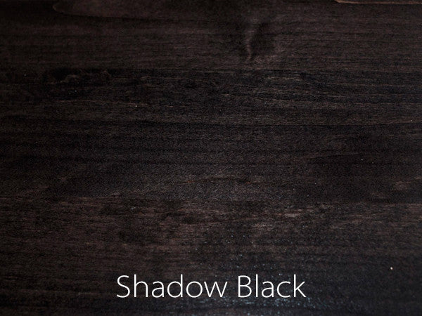 Shadow Black Stain
