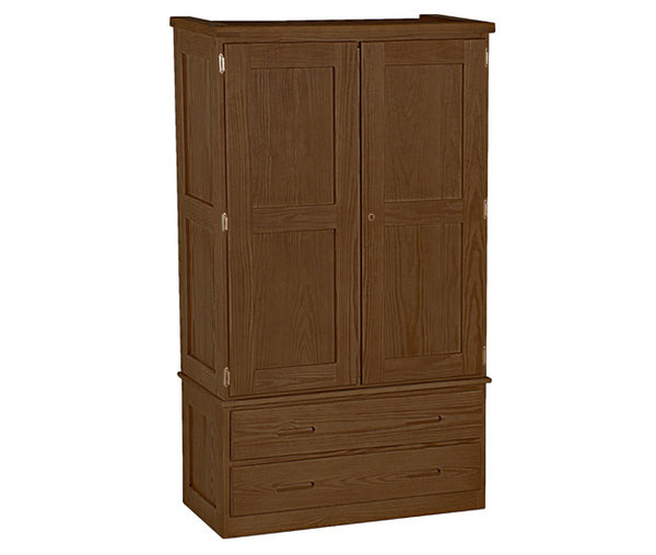 Crate Armoire by Crate Designs - Brindle finish