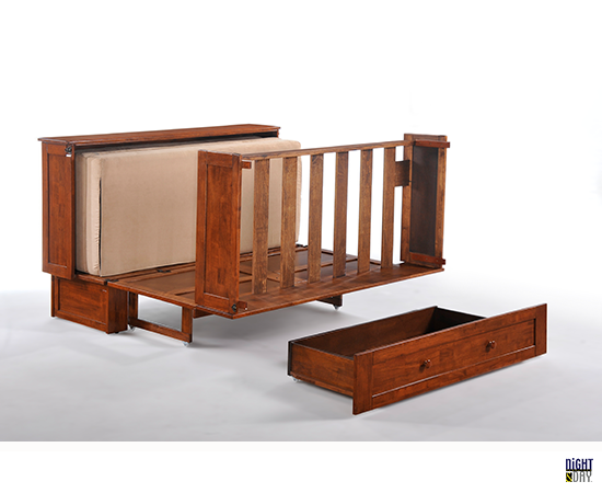 Clover Murphy Cabinet Bed