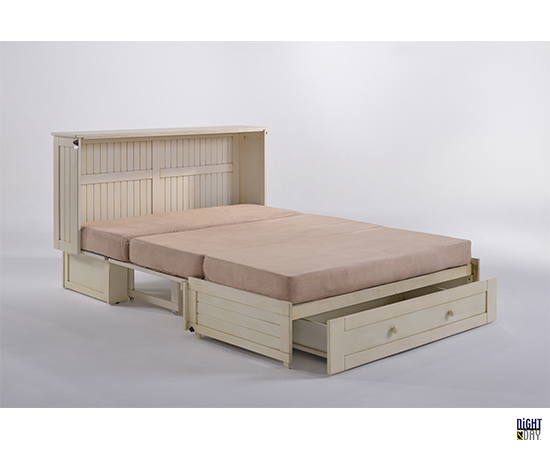 Daisy Murphy Cabinet Bed