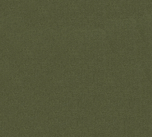 Forest green coloured fabric