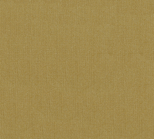 Warm golden yellow coloured fabric