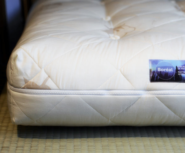 Supreme Eucalyptus Mattress by Boreal