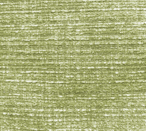 Green textured fabric
