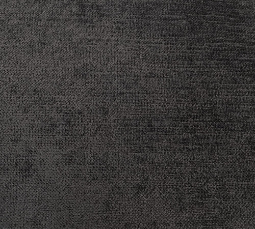 Charcoal Black fabric for futon covers and pillows