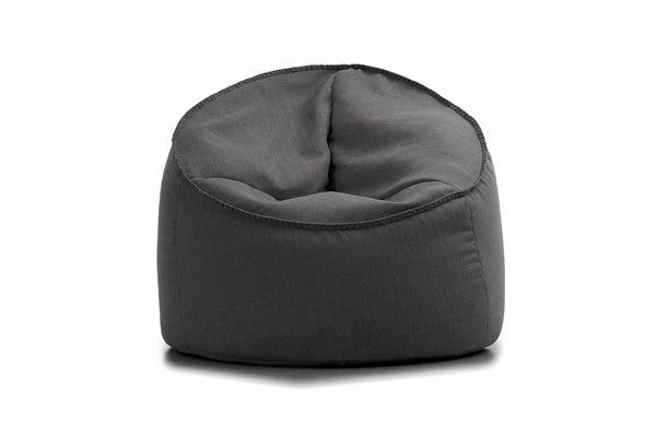 Flowr Bean Bag - Dark Grey