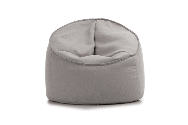 Flowr Bean Bag - Light Grey