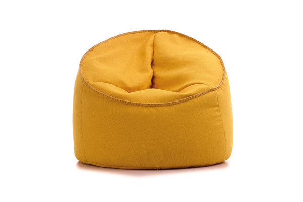Flowr Bean Bag - Mustard