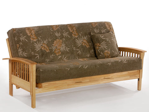 Winchester Futon Frame - Natural