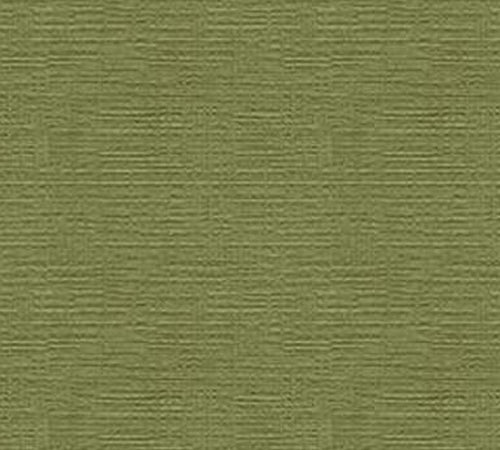Rich green textured fabric
